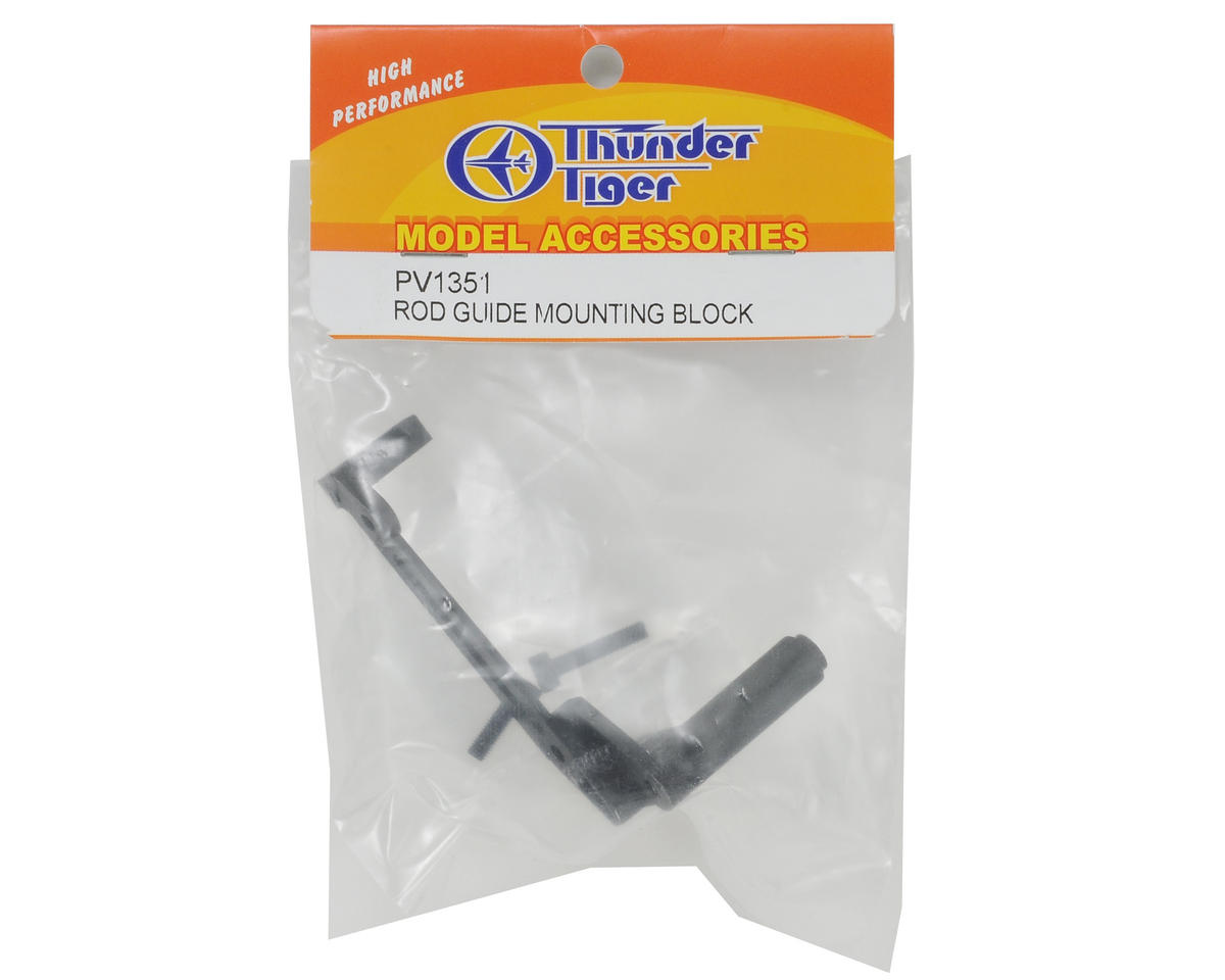 Thunder Tiger Rod Guide Mounting Block