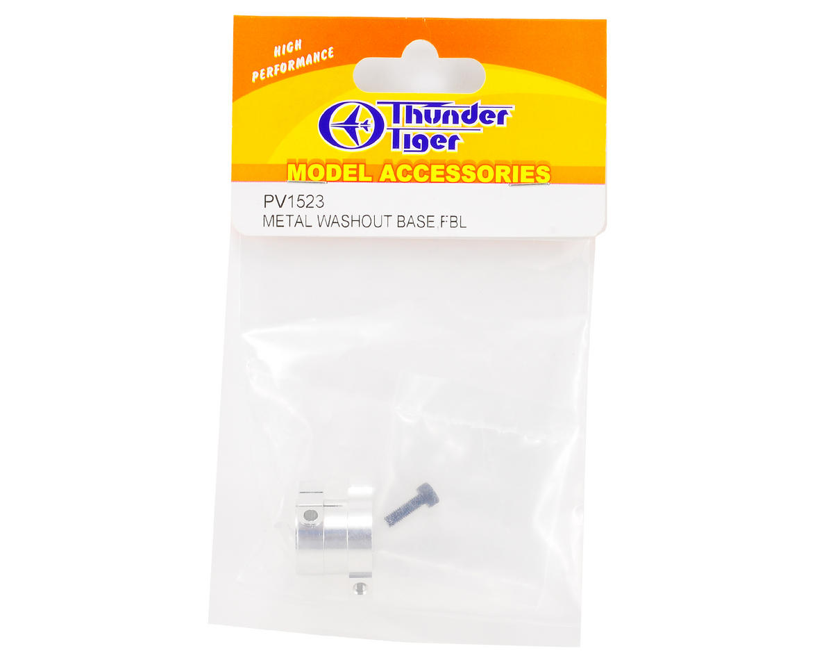 Thunder Tiger Metal FBL Washout Base
