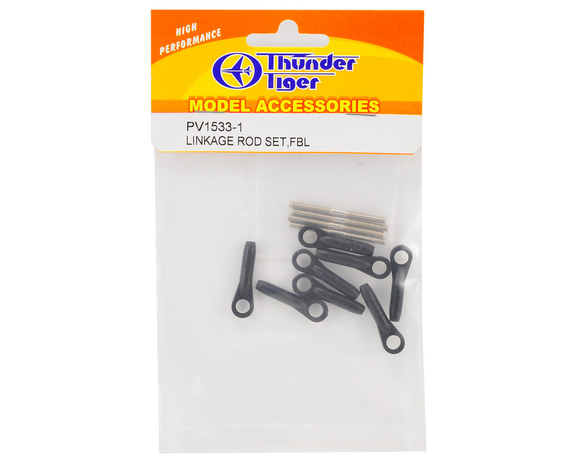 Thunder Tiger FBL Linkage Rod Set