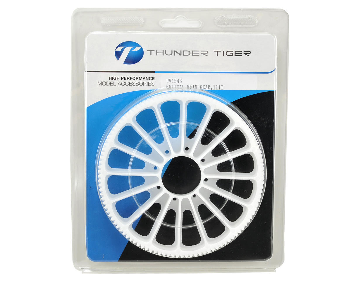 Thunder Tiger Helical Main Gear (111T)