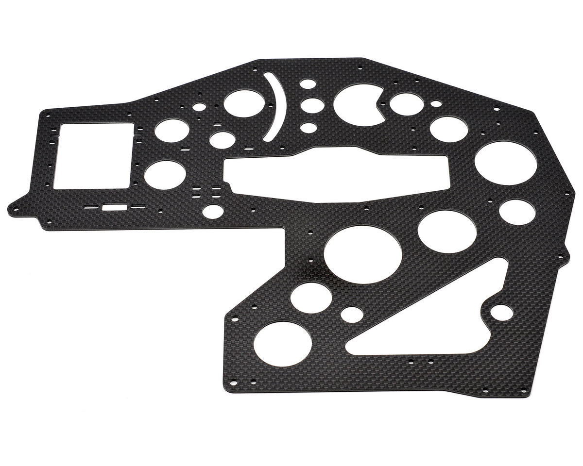 Thunder Tiger Carbon Frame (Left)