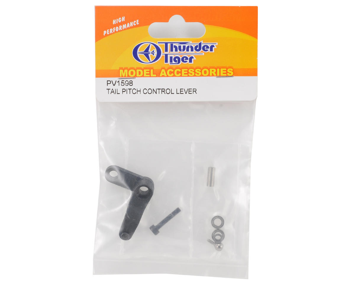 Pitch Control Lever : Thunder tiger tail pitch control lever ttrpv