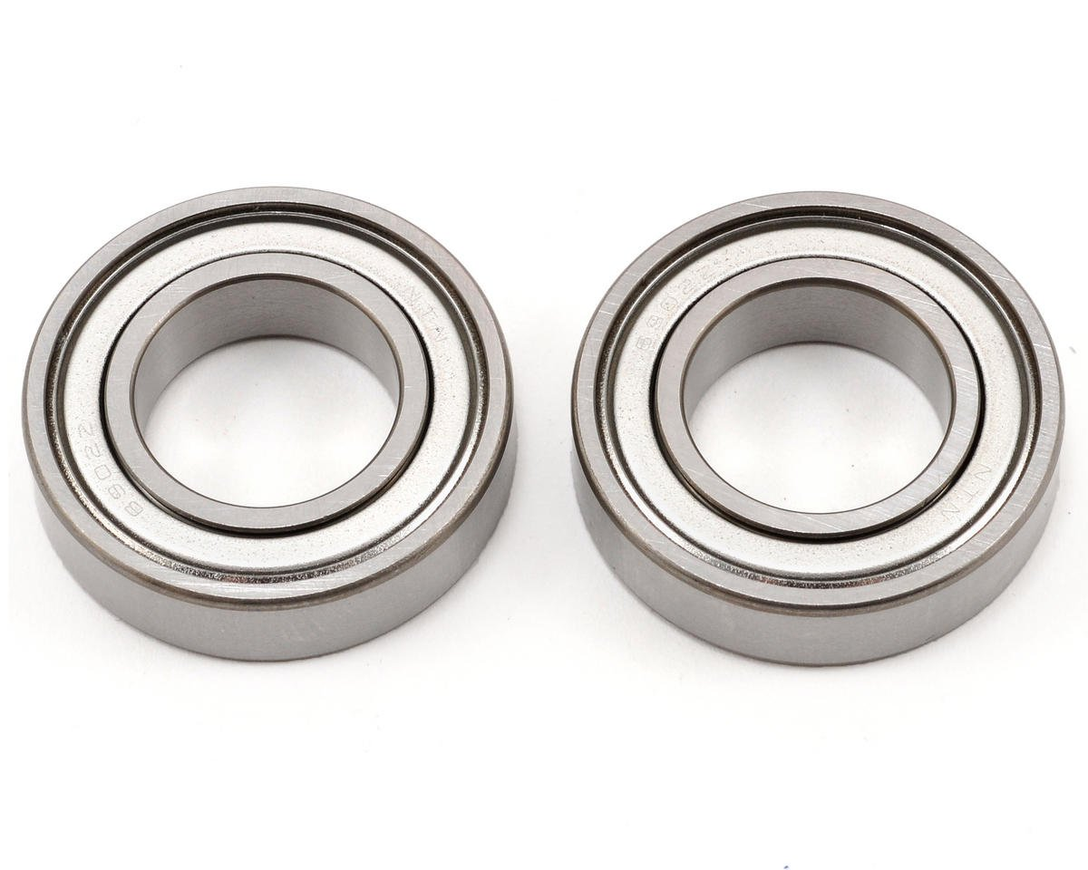 Thunder Tiger Raptor 90 G4N 15x28x7mm Bearing Set (2)