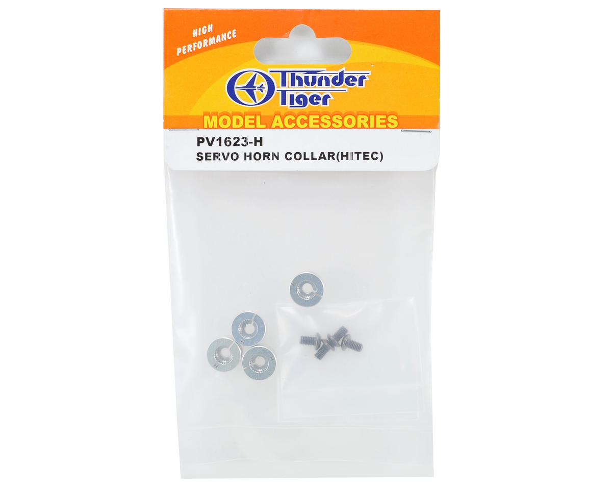 Thunder Tiger Servo Horn Collar Set (Hitec)