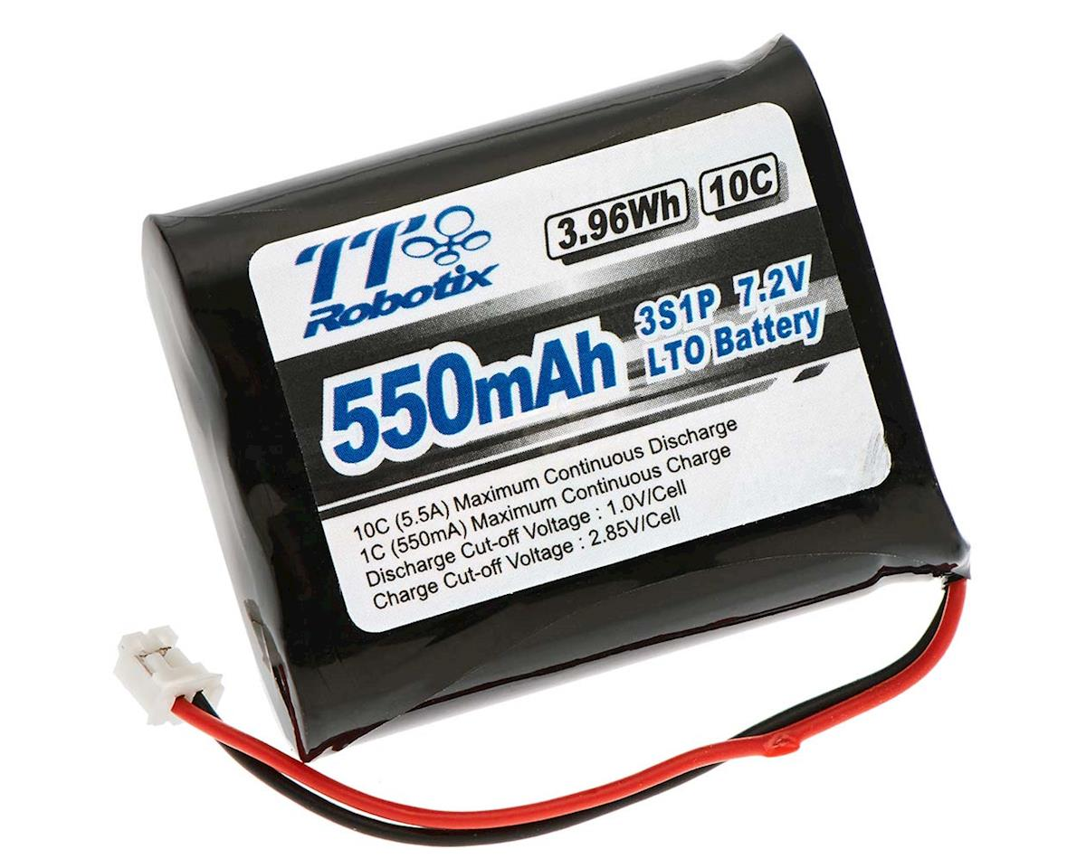 Thunder Tiger PV2103 LiPo LTO Battery 3S 7.2V 550mAh 3S 10C