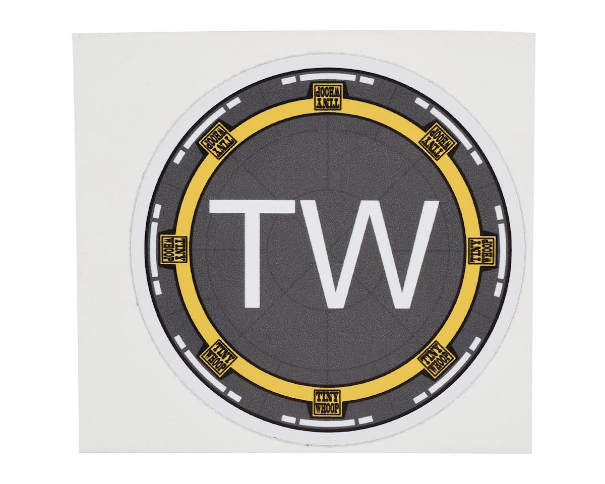 "Tiny Whoop Landing Pad Sticker (3.75"")"