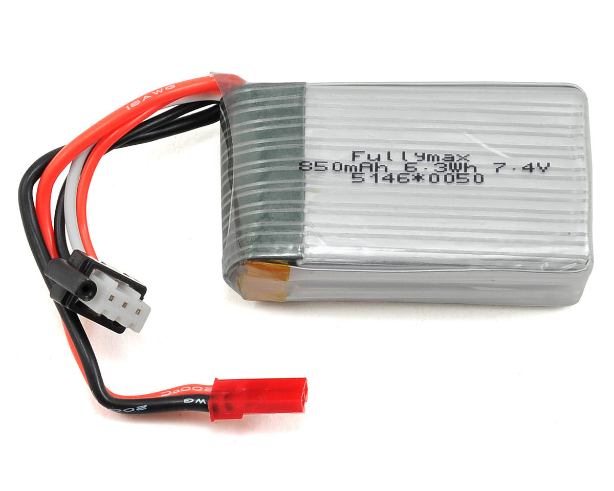 UDI R/C Li-Poly Battery Pack (7.4V/850mAh)