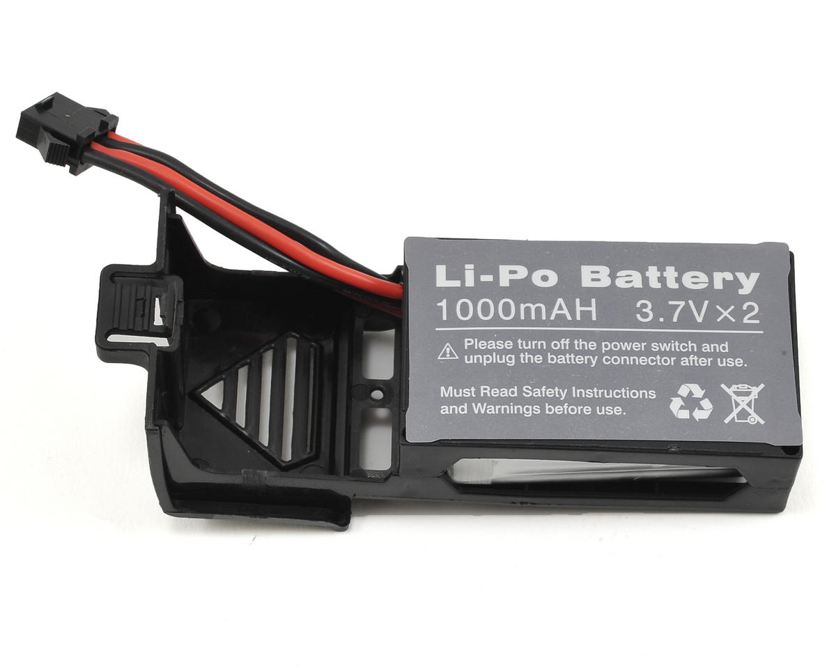 UDI Lark R/C LiPo Battery & Tray (Black)