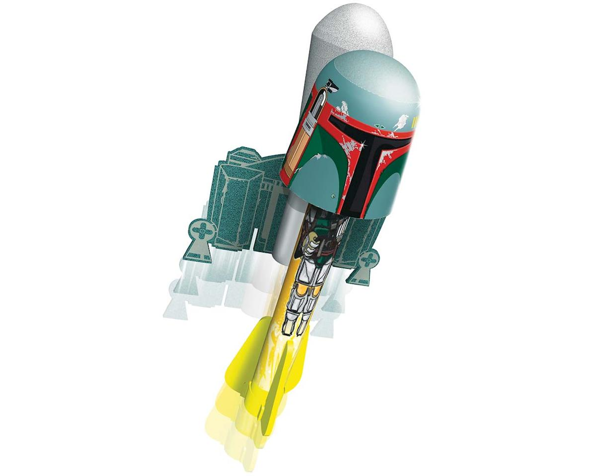 Uncle Milton Industries 15037 Star Wars Bobba Fett Air Stomp Rocket Launch Lab