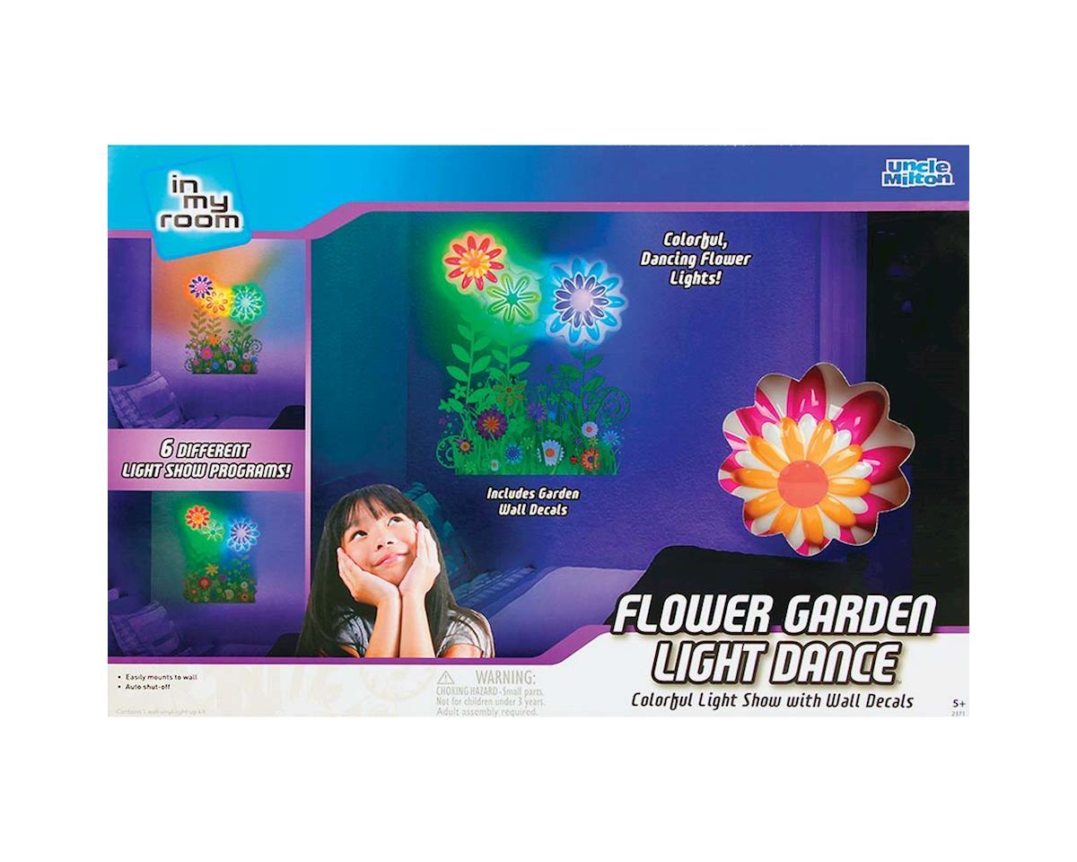 Uncle Milton Industries Flower Garden Light Dance