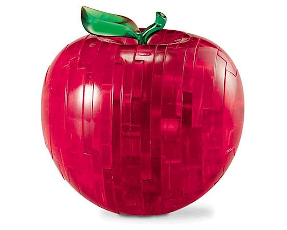 3D Crystal Puzzle Red Apple by University Games Corp