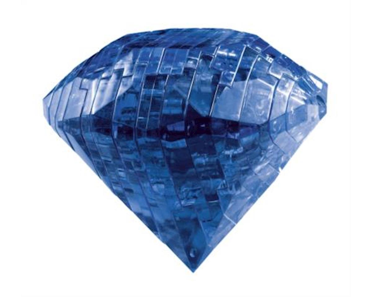 University Games Corp Bepuzzled 30914 3D Crystal Puzzle - Sapphire