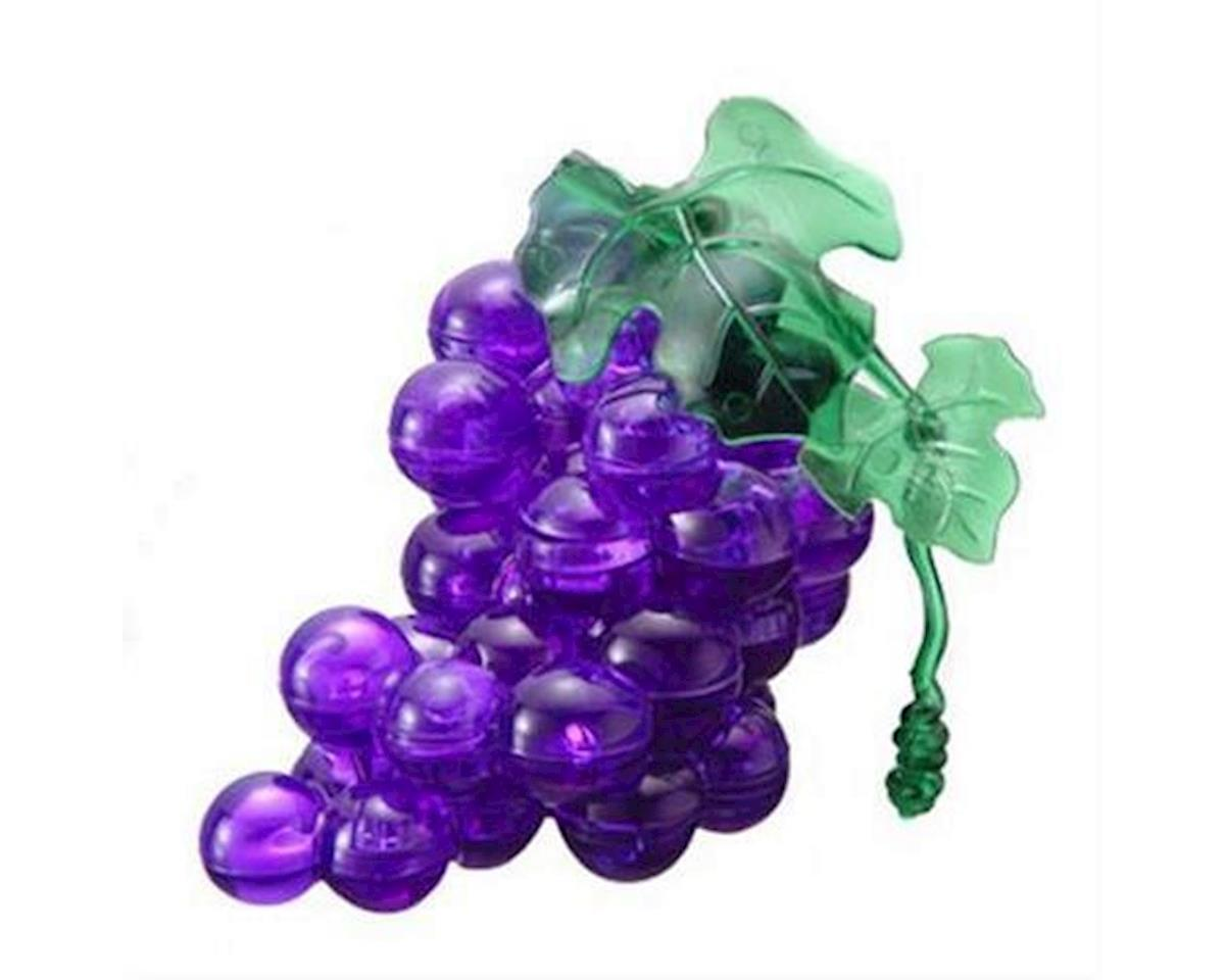 University Games Corp Bepuzzled 30924 3D Crystal Puzzle - Grapes