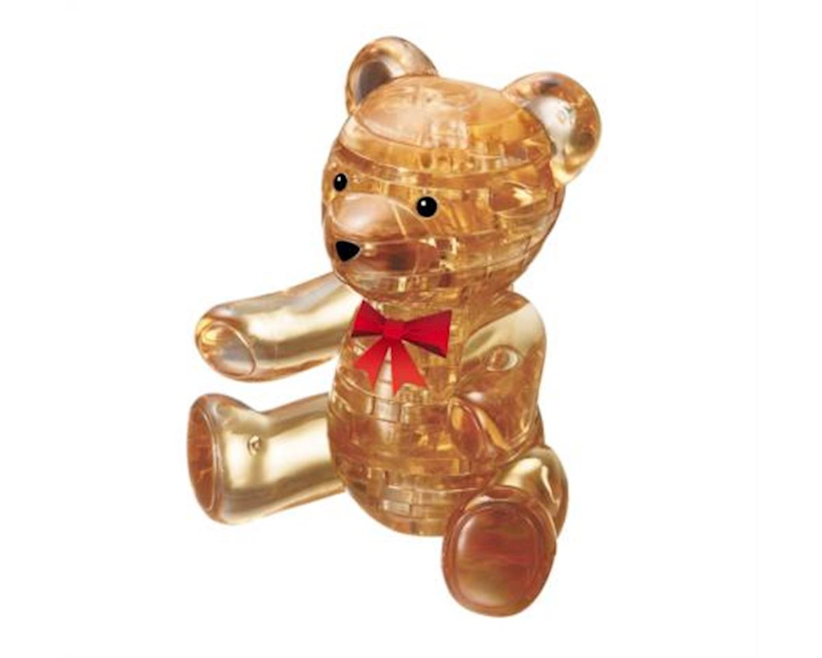 University Games Corp  3D Crystal Puzzle Teddy Bear