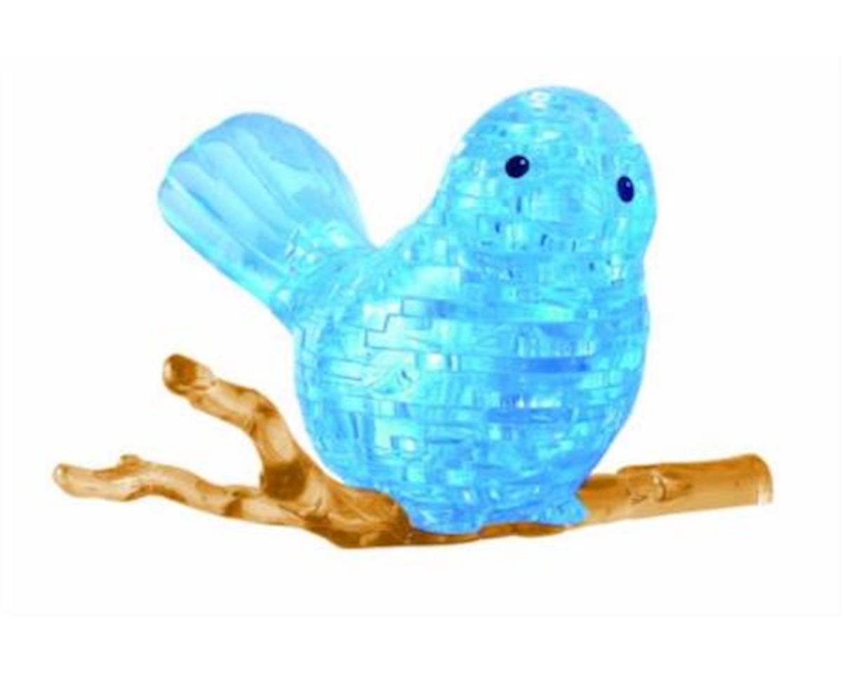 3D Crystal Puzzle Bird by University Games Corp
