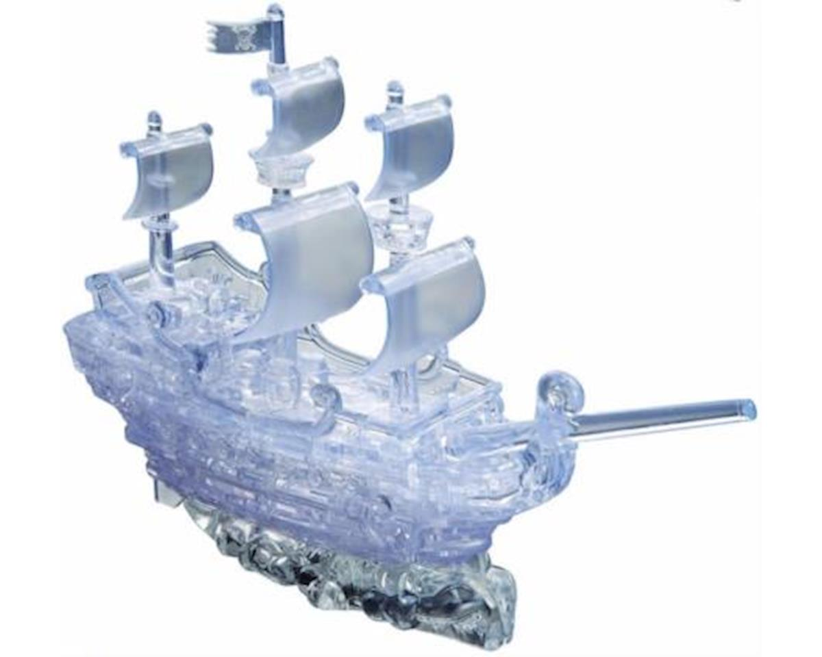 University Games Corp  3D Crystal Puzzle Pirate Ship