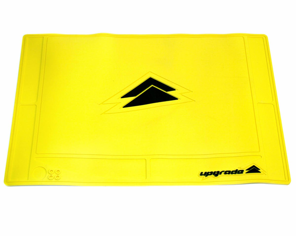 Upgrade R/C Team Pit Mat (Yellow) (76x51cm)
