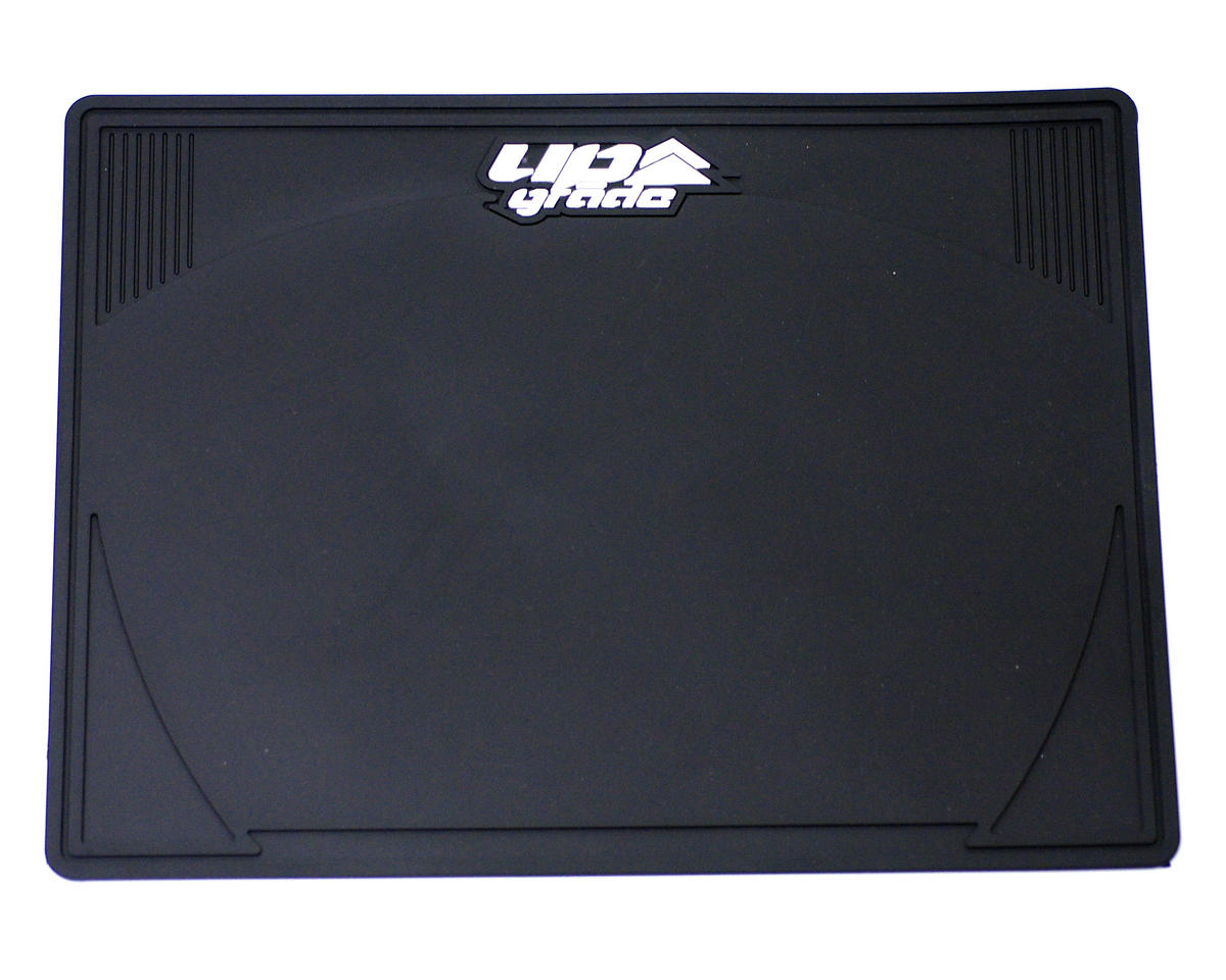 Upgrade R/C Sport Mat (Black) (44x35cm)