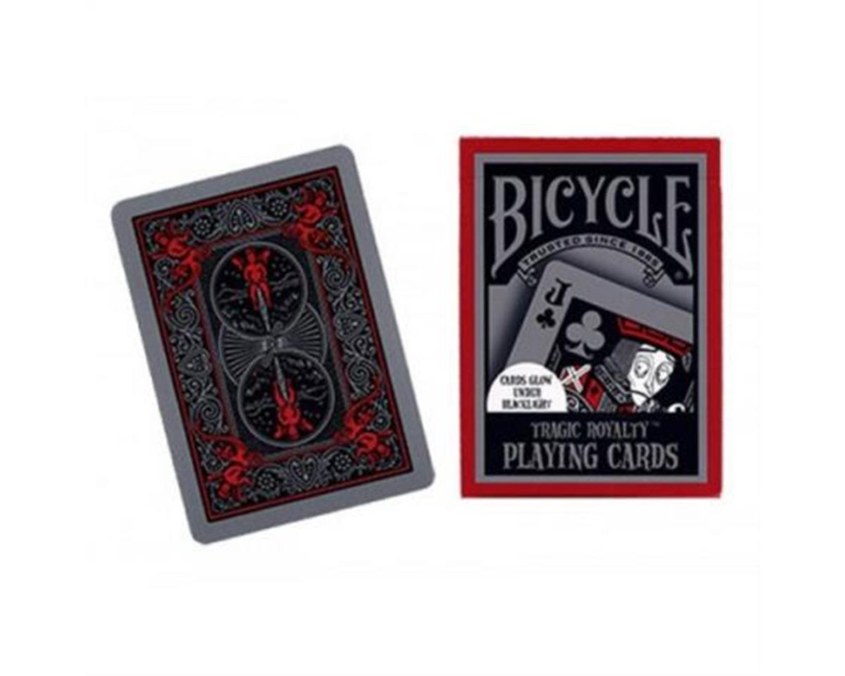 United States Playing Card Company Us Playing Cards  Bicycle Tragic Royalty Playing Cards