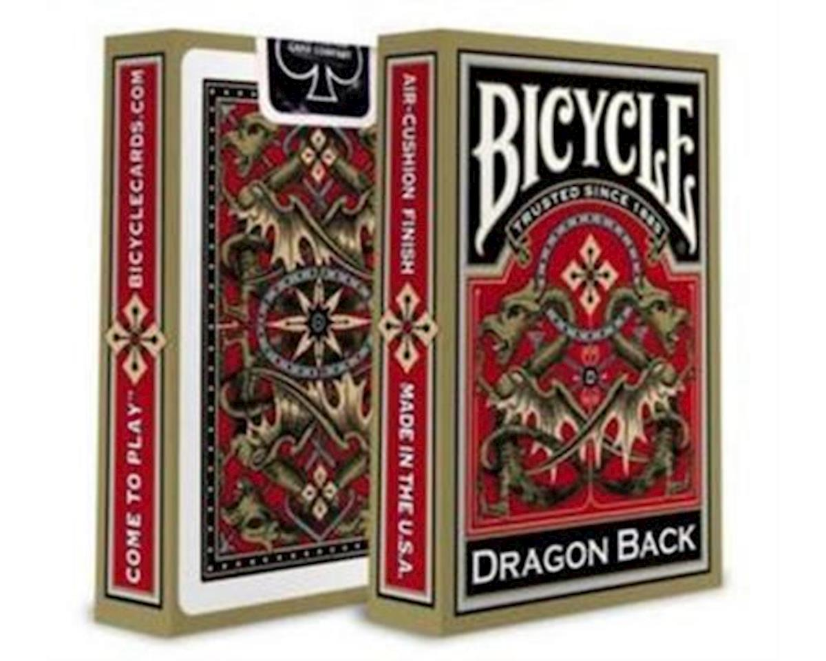United States Playing Card Company Us Playing Cards  Bicycle Gold Dragon Back Playing Cards