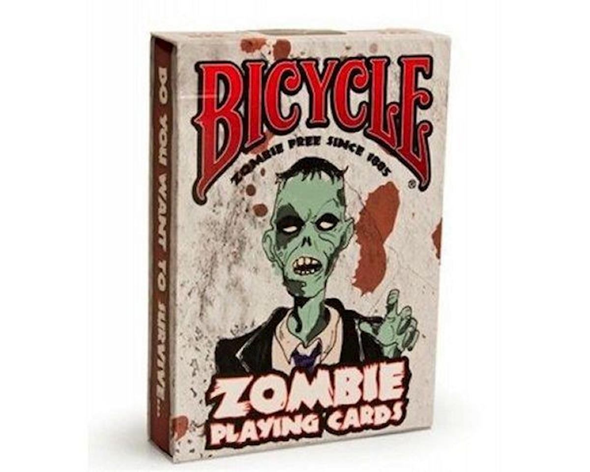 Us Playing Cards  Bicycle Zombie Playing Cards by United States Playing Card Company