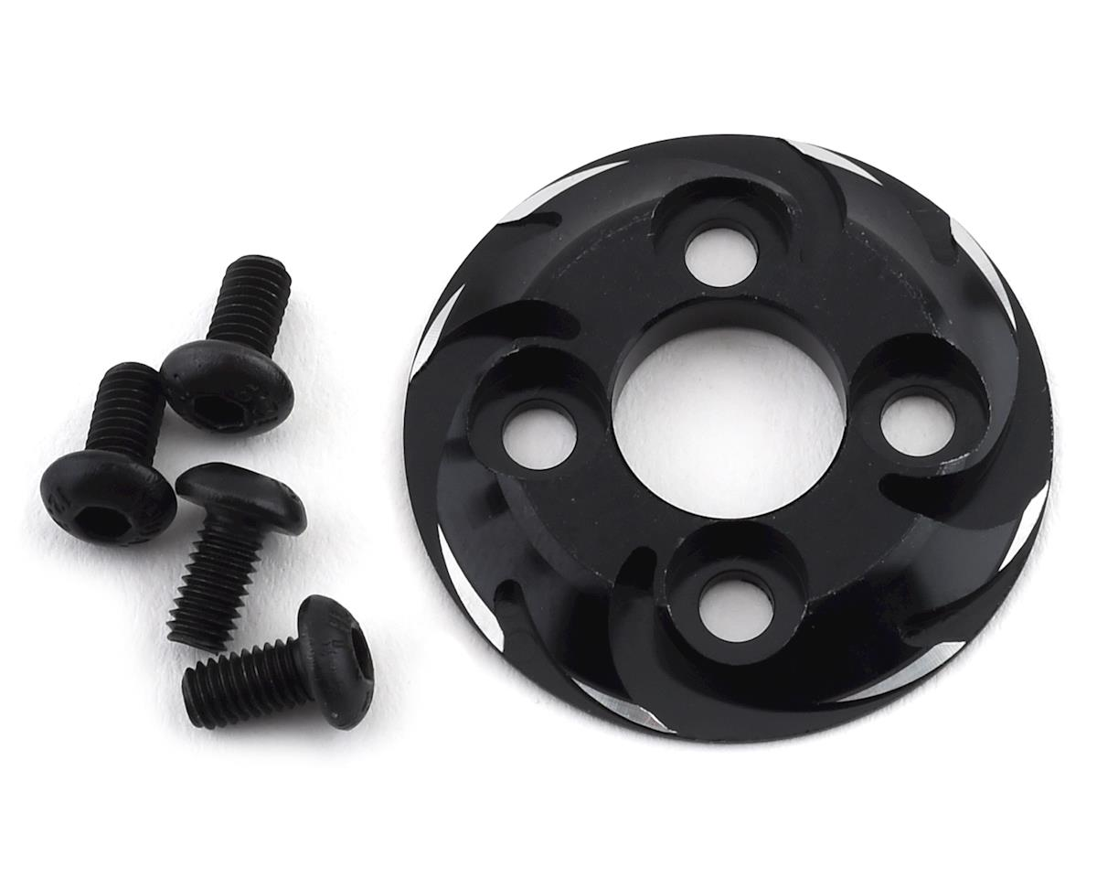 Usukani Spur Gear Cover (Black)