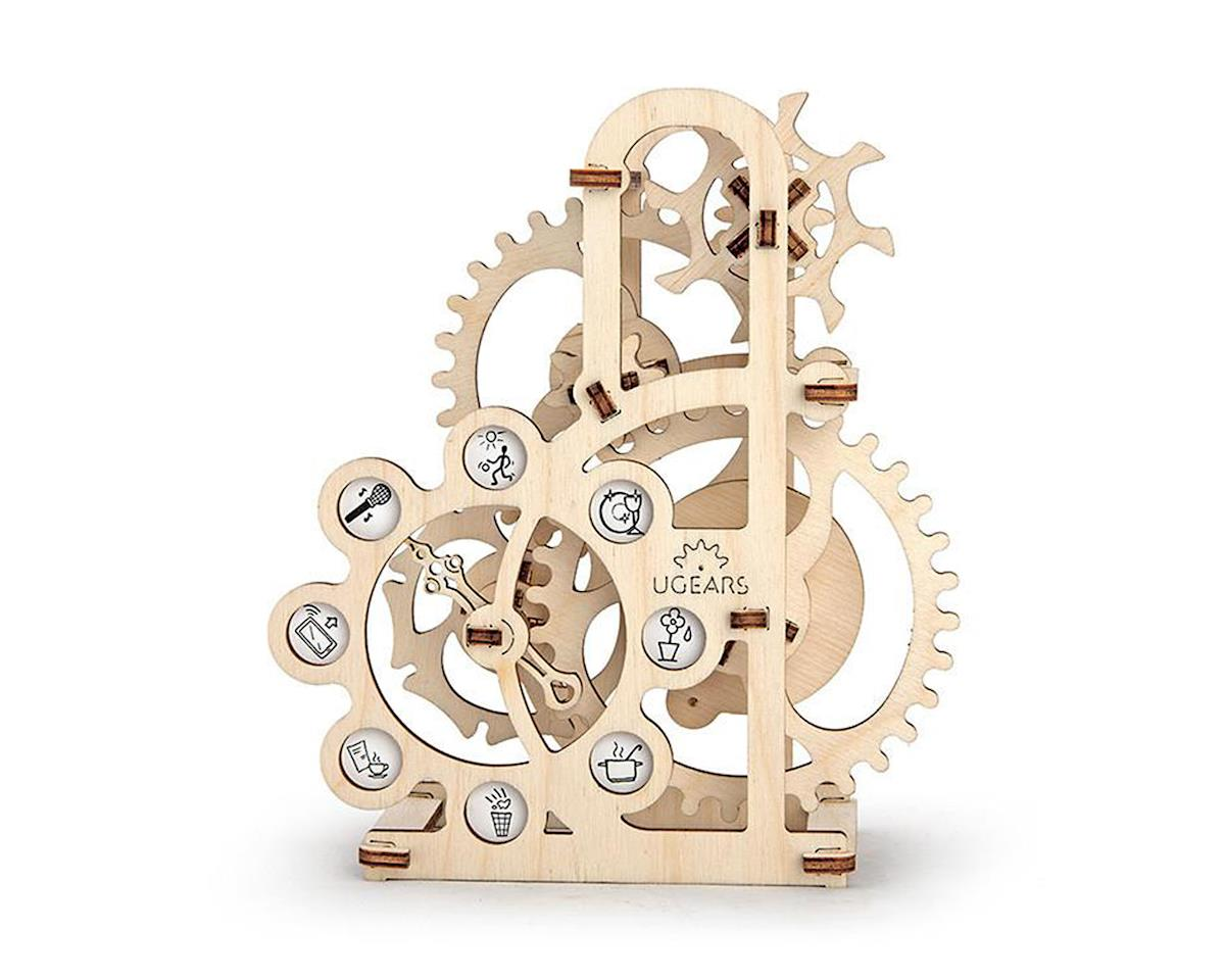 UGears Dynomometer Mechanical Wooden 3D Model