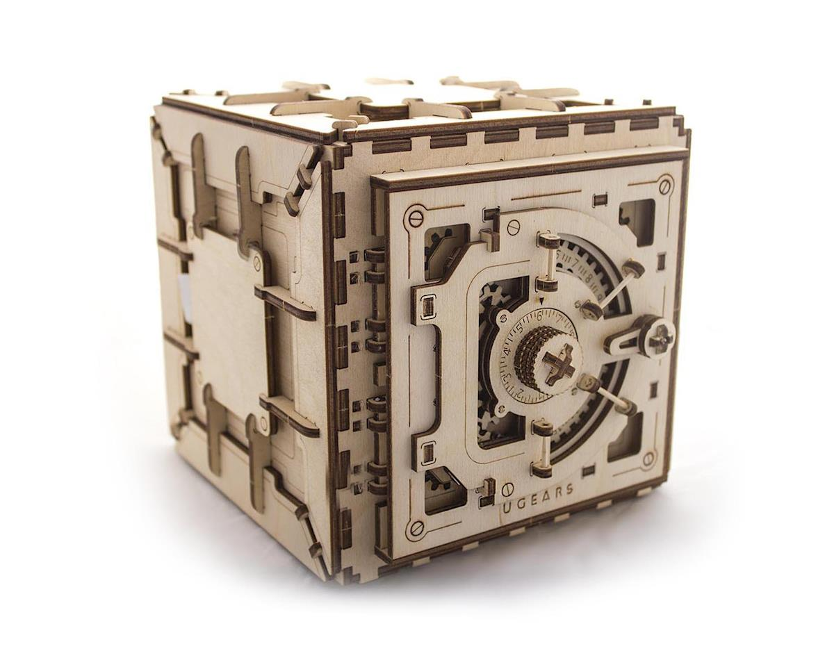 UGears Safe Mechanical Wooden 3D Model