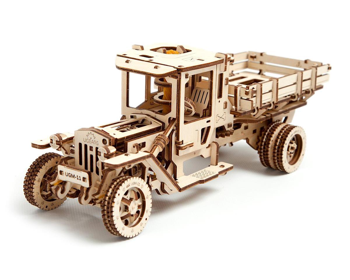 UGears Truck UGM-11 Wooden 3D Model
