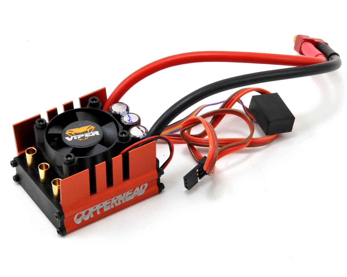 "Viper R/C ""Copperhead"" Sensorless Brushless ESC"