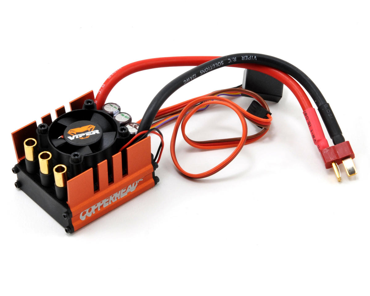 """Copperhead-R"" Sensorless Brushless ESC"