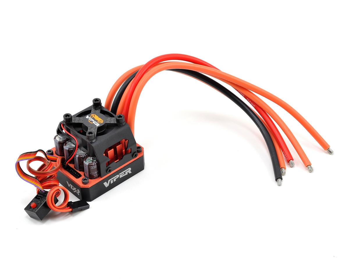 Viper R/C VTX8 Sensored Brushless ESC w/EZ Link
