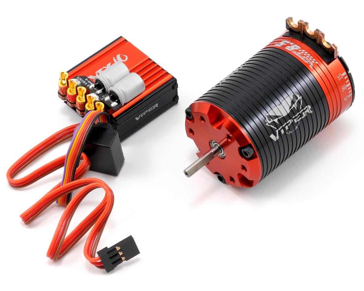 Viper R/C VTX10 ESC & VST8.5 Brushless Motor Combo w/EZ Link (8.5T)