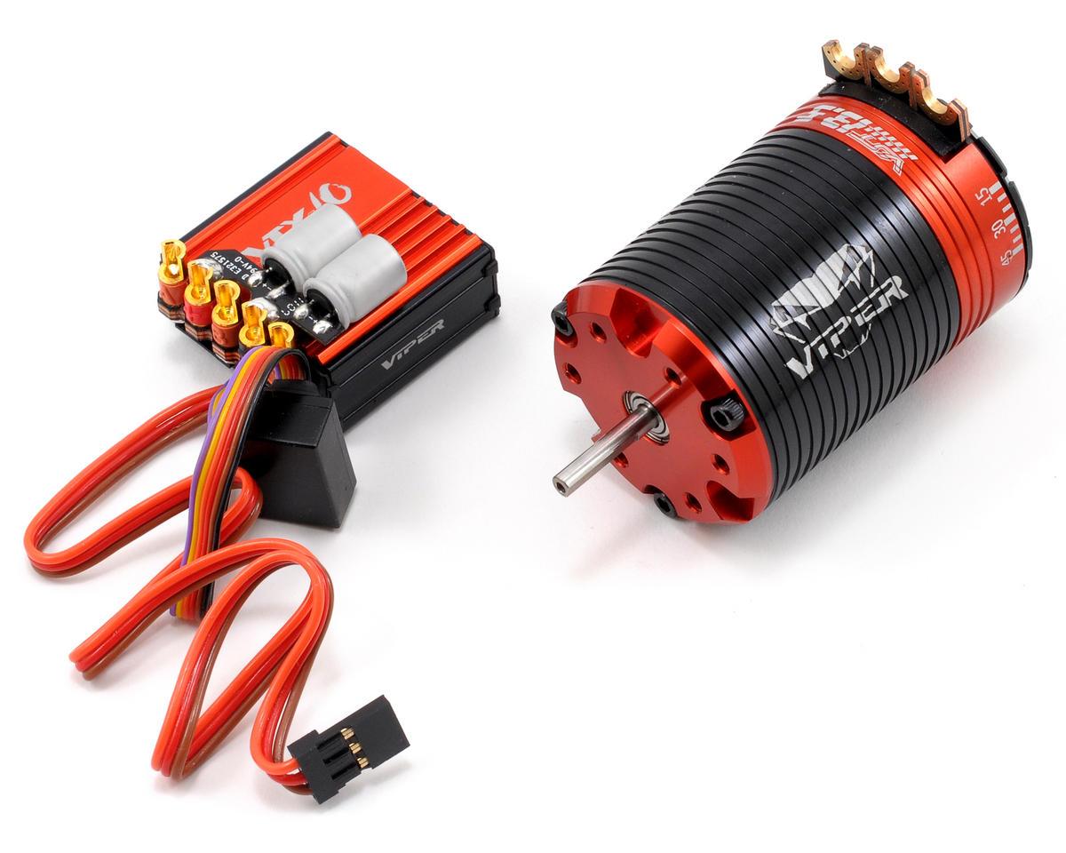 Viper R/C VTX10 ESC & VST13.5 Brushless Motor Combo w/EZ Link (13.5T)