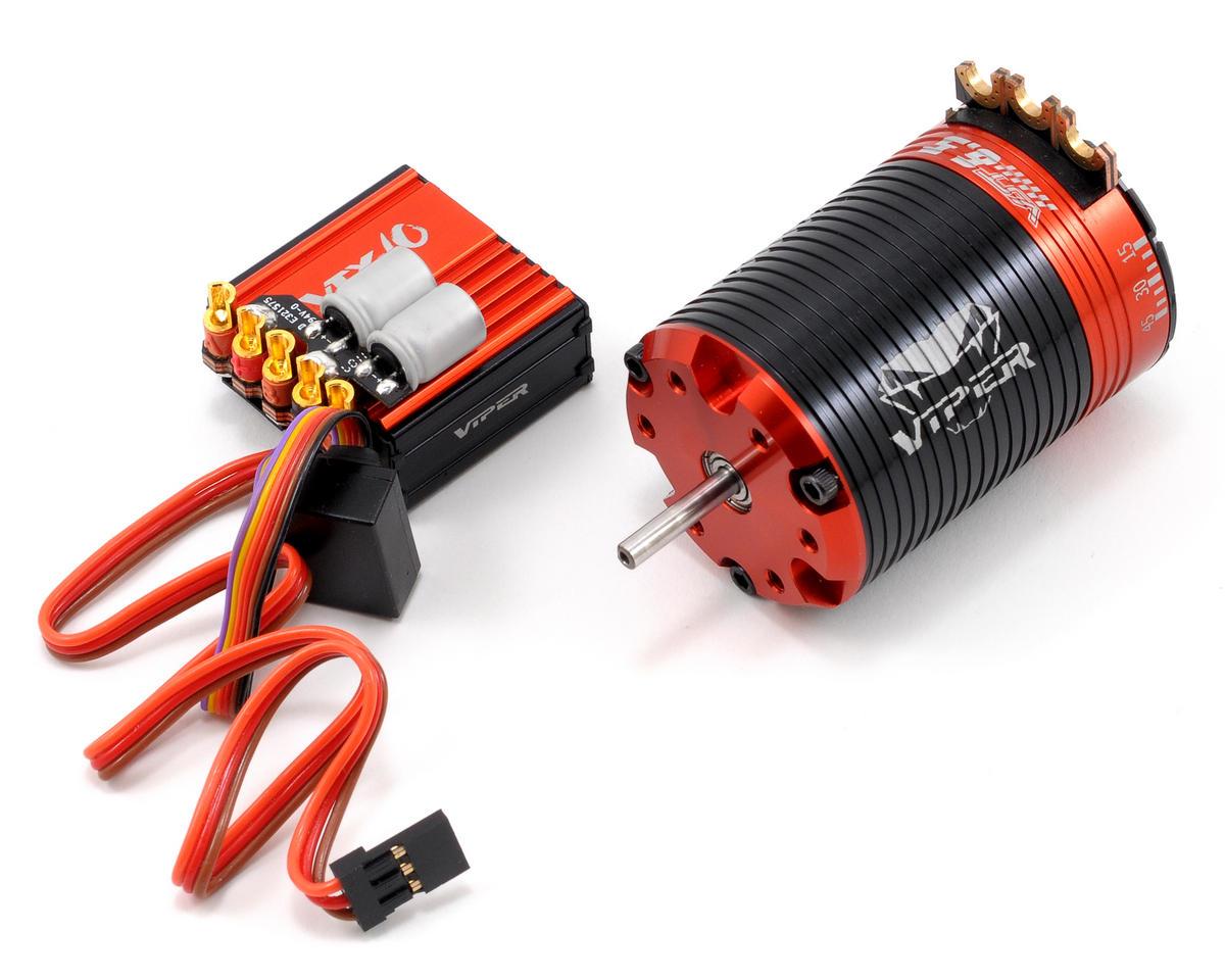 Viper R/C VTX10 ESC & VST6.5 Brushless Motor Combo w/EZ Link (6.5T)