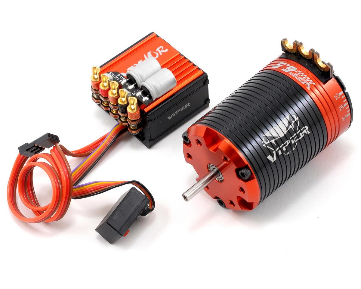 Viper R/C VTX10R ESC & VST6.5 Brushless Motor Combo w/EZ Link (6.5T)