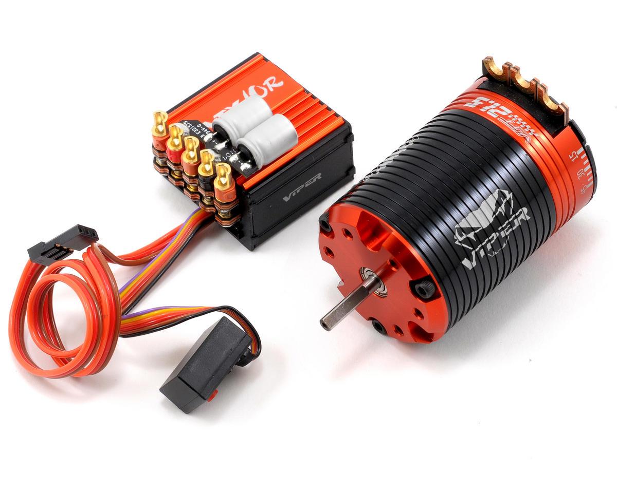 Viper R/C VTX10R ESC & VST21.5 Brushless Motor Combo w/EZ Link (21.5T)