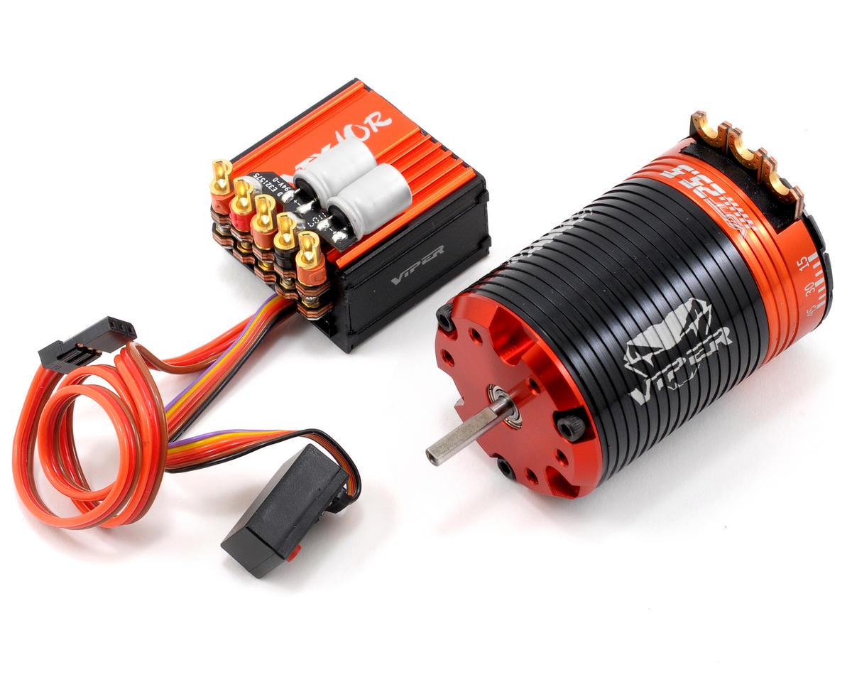 Viper R/C VTX10R ESC & VST25.5 Brushless Motor Combo w/EZ Link (25.5T)