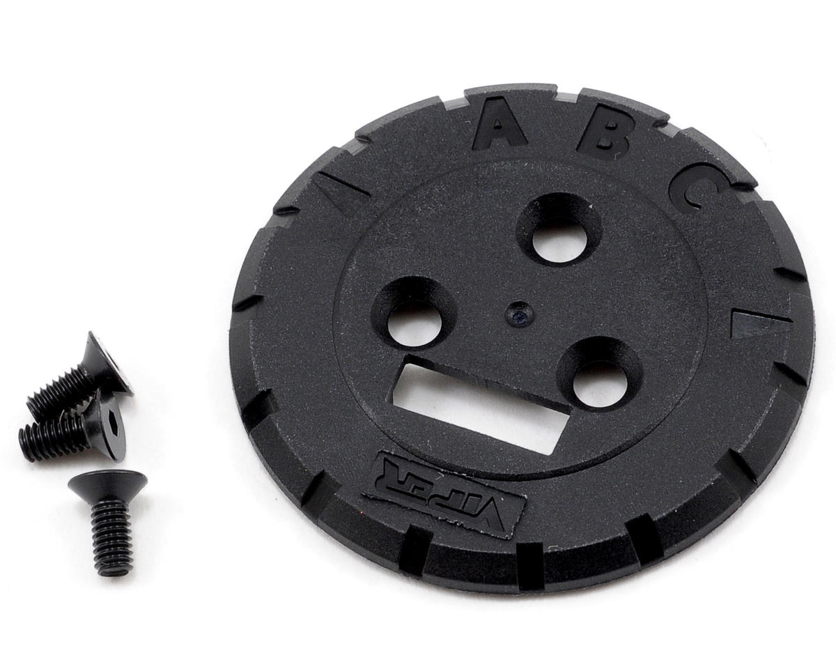 Viper R/C VST End Cap & Screw Kit
