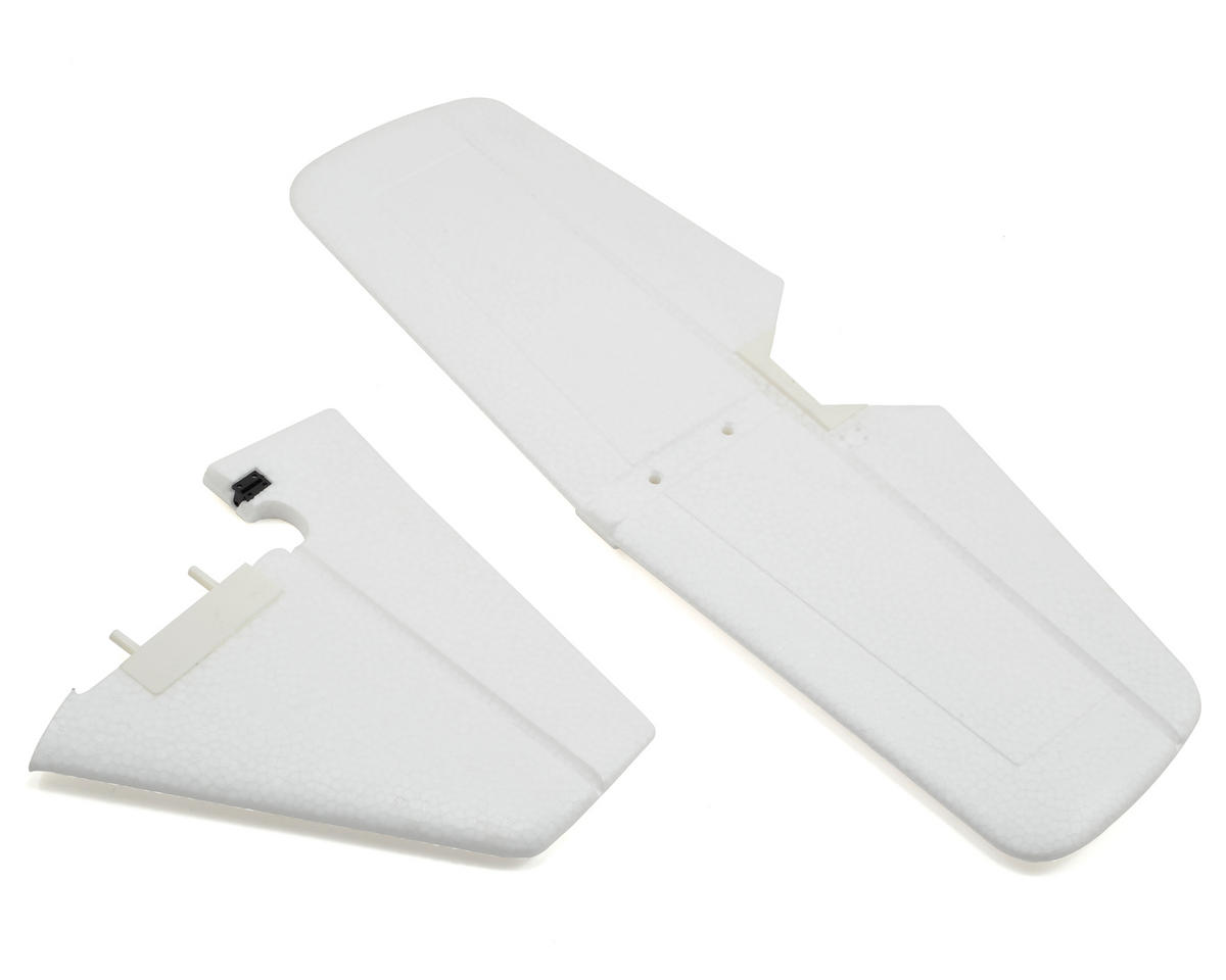Volantex R/C TrainStar Tail (No Decals)