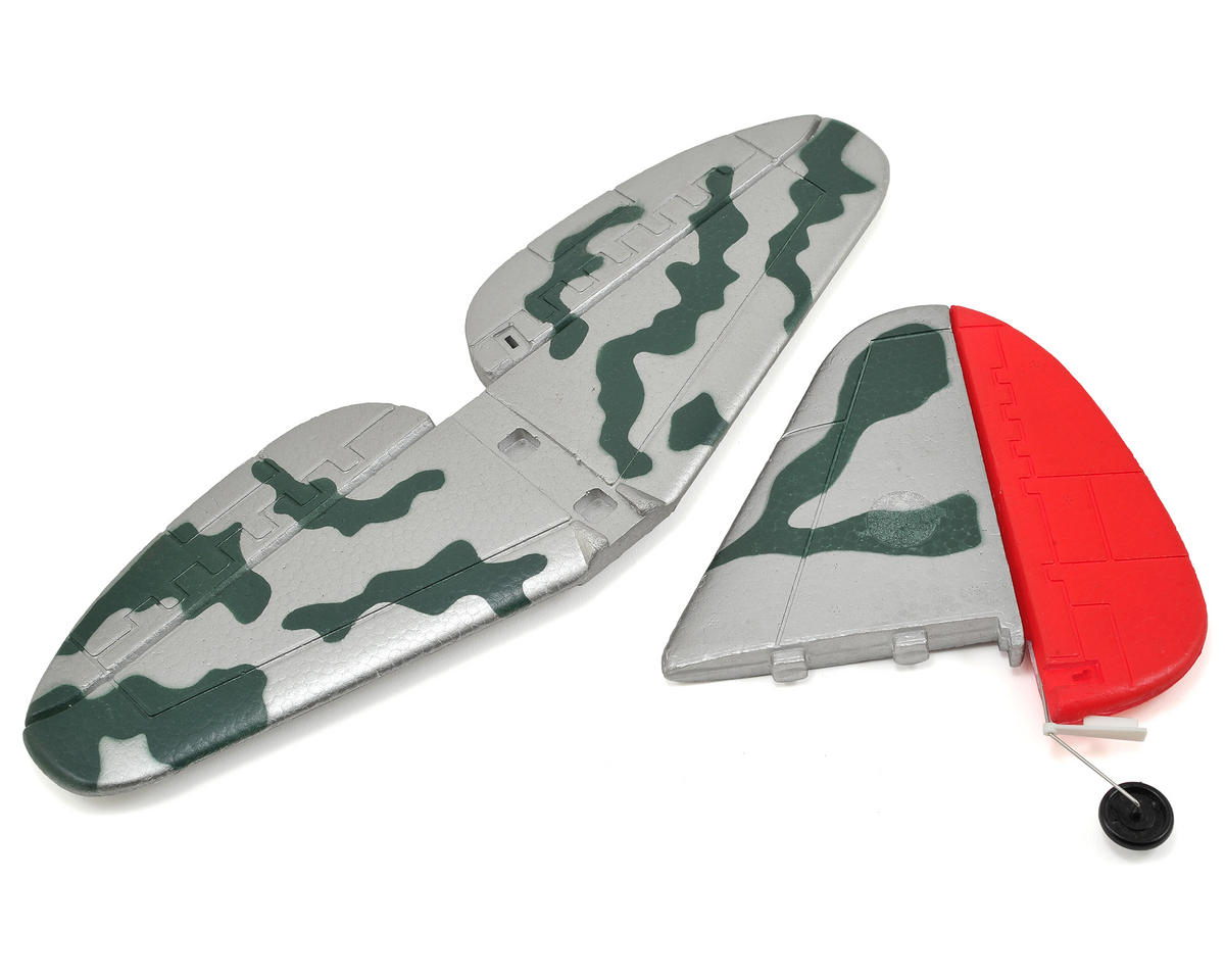 Volantex R/C P-47 Tail (No Decals)