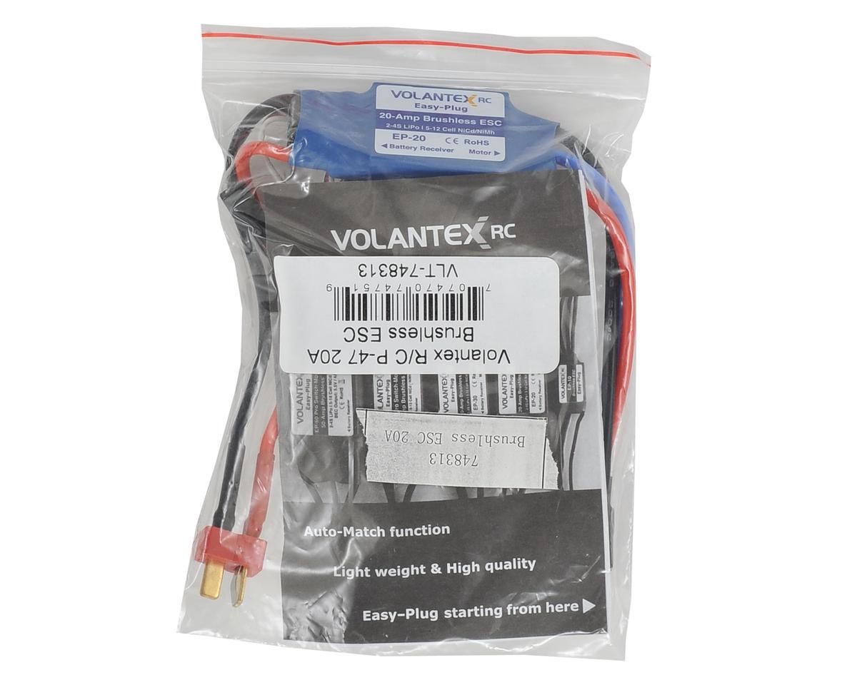 Volantex R/C 20A Brushless ESC