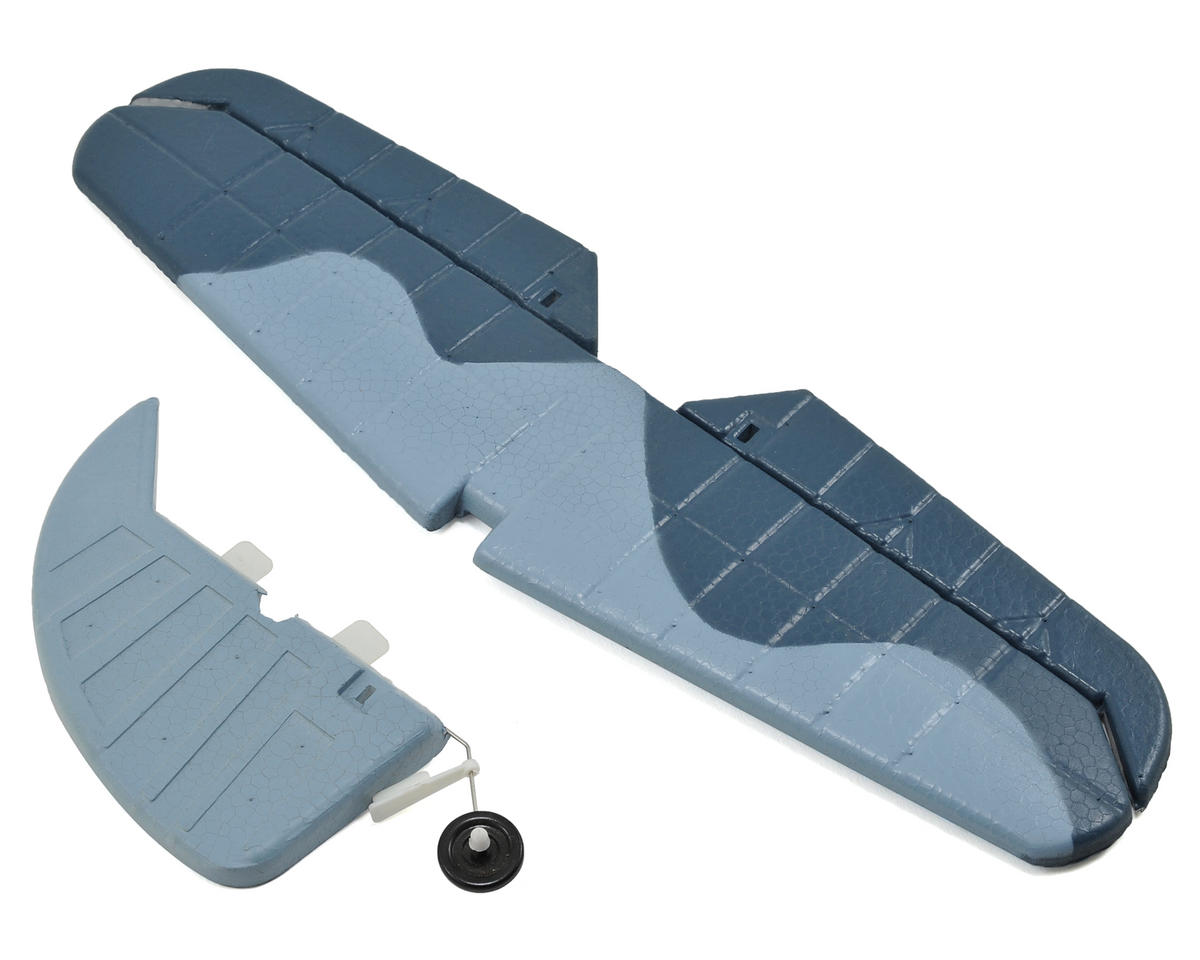 Volantex R/C BF-109 Tail (No Decals)