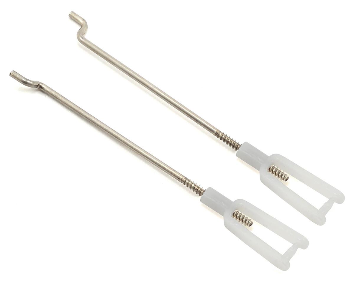 Volantex R/C 54.7mm Push Rod Set w/Clevis (2)