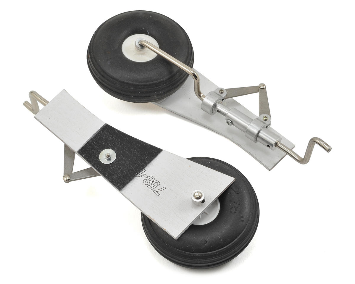 Volantex R/C P-51 Landing Gear Assembly