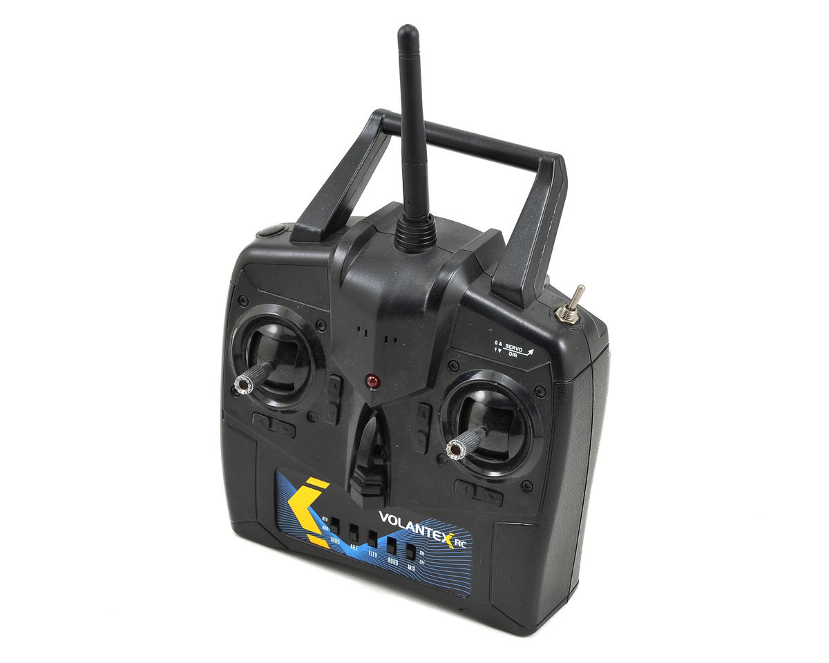 SCRATCH & DENT: Volantex R/C 2.4GHz 4-Channel Transmitter