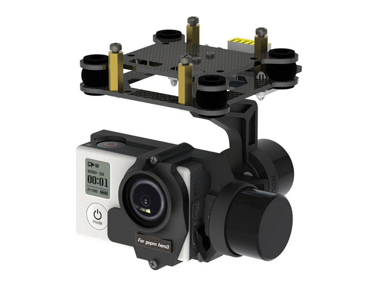 VG2D-H3 2-Axis Gimbal by Volantex R/C