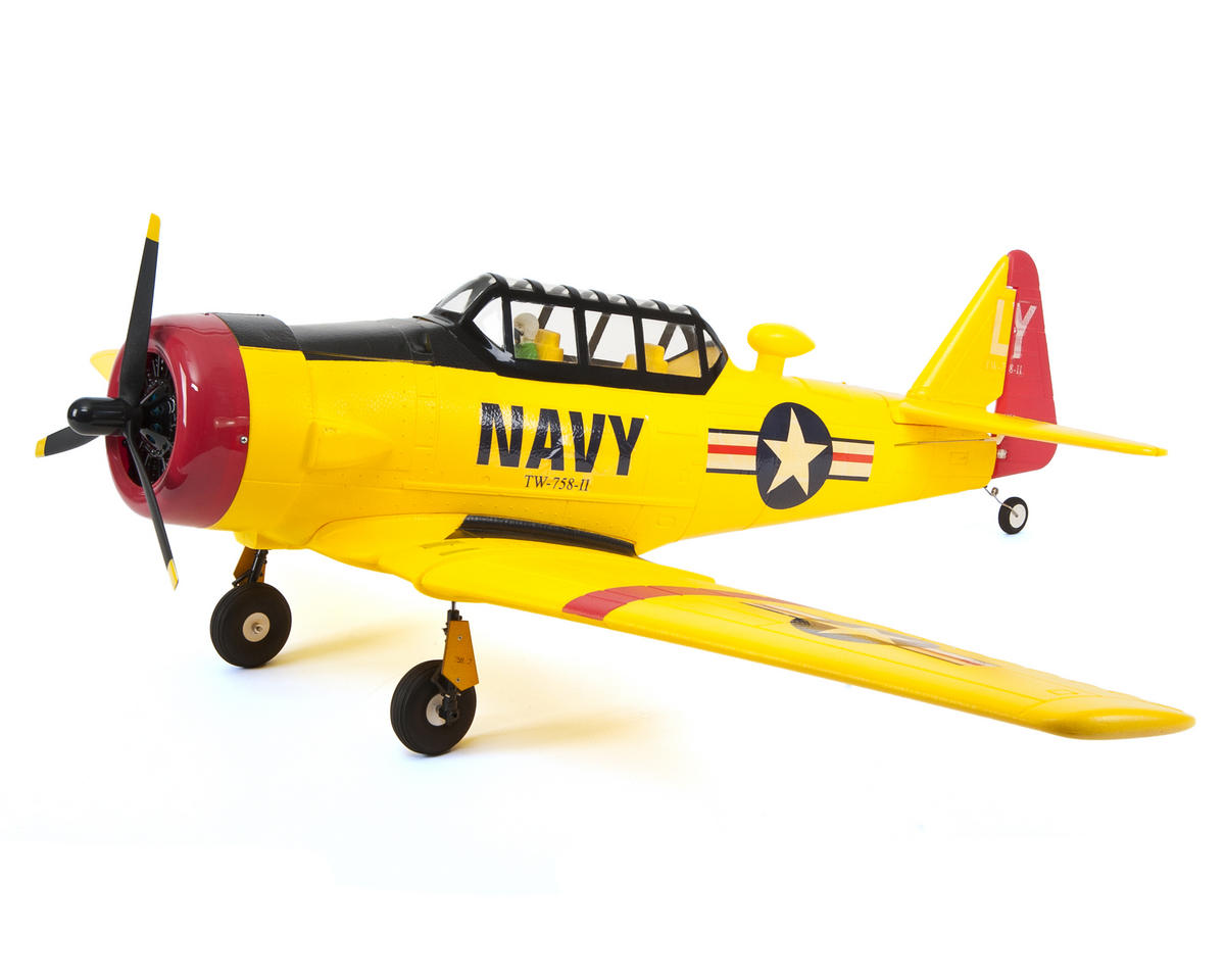 Volantex R/C AT-6 Texan PNP Brushless Electric Airplane