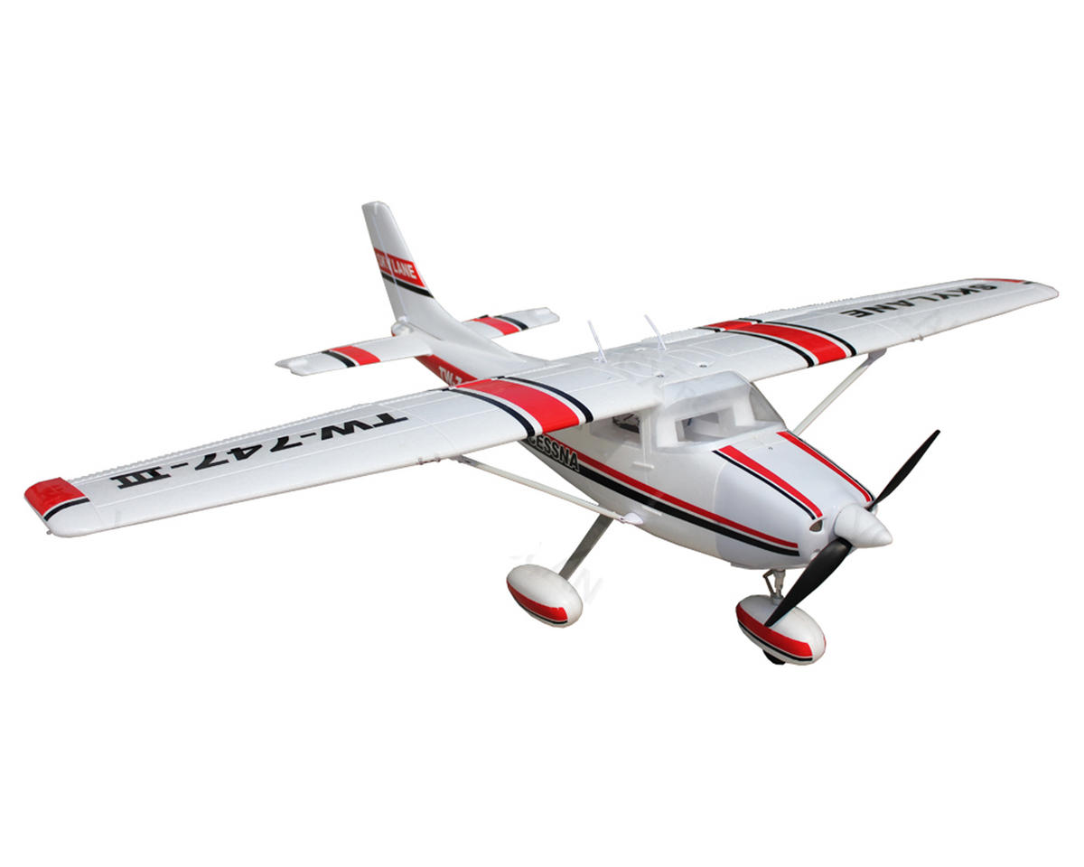 Skylane Cessna RTF Electric Airplane by Volantex R/C