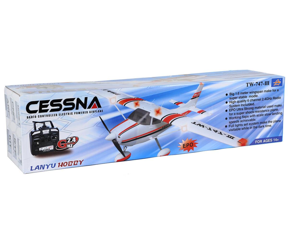 Volantex R/C Skylane Cessna RTF Electric Airplane